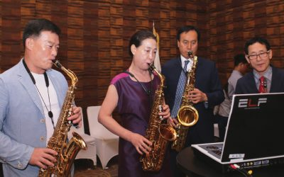 2018 Commencement Highlights: Saxophone Performance
