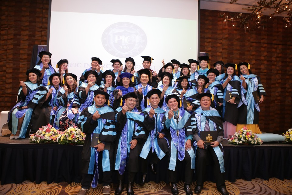 2018 International Conference and Commencement Exercises
